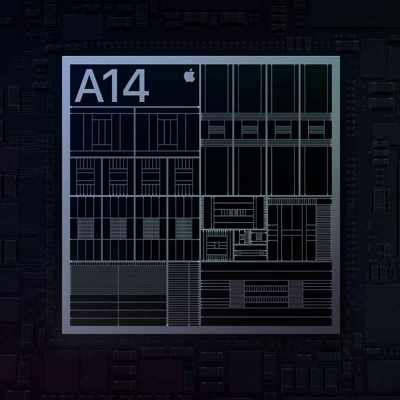 Chip A14 Bionic Apple - iPhone 12