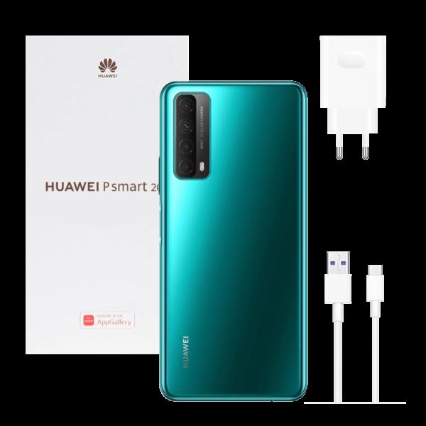 Huawei P Smart 2021 4/128GB Green