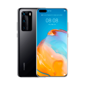 Huawei P40 5G 8/128GB Black