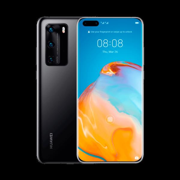 Huawei P40 5G 8/128GB Negro