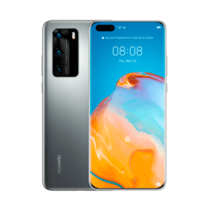 Huawei P40 5G 8/128GB Silver Frost