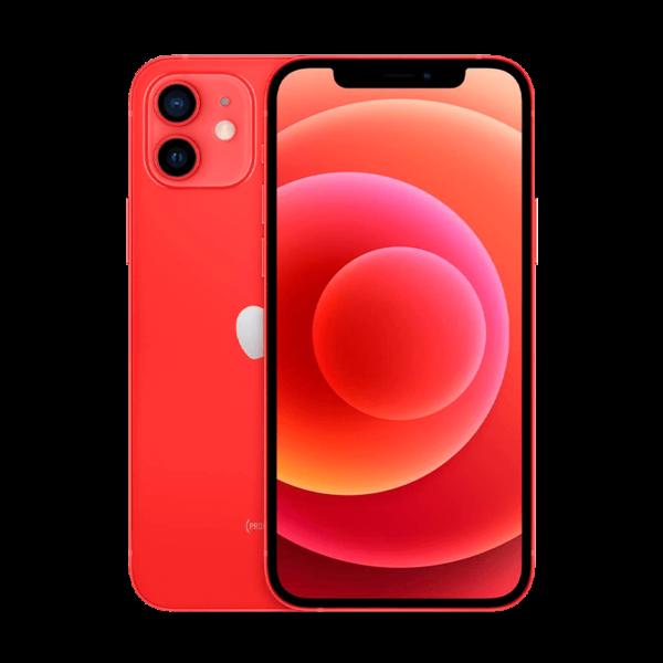 iPhone 12 256GB Rojo