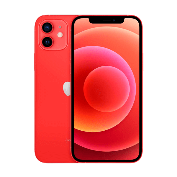 iPhone 12 64GB Rojo