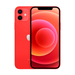 iPhone 12 mini 256GB Rojo
