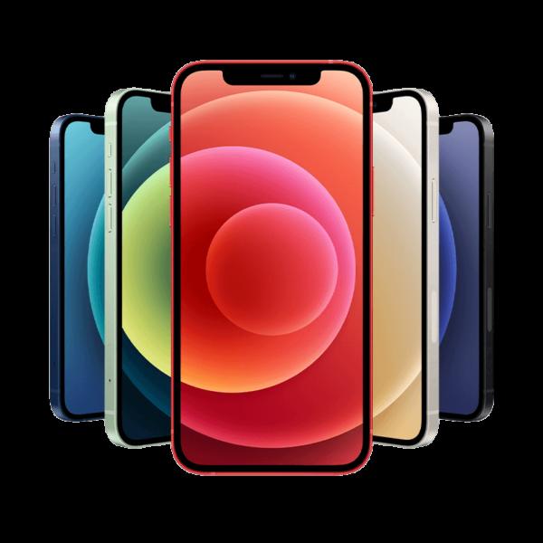 iPhone 12 mini 64GB Rojo