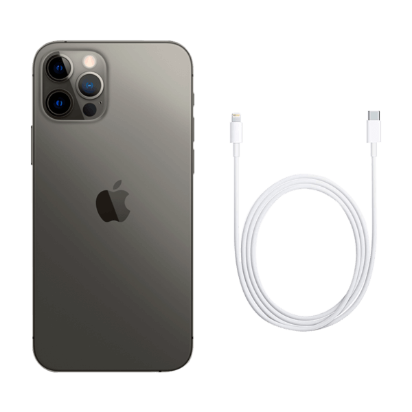 iPhone 12 Pro 128GB Grafito