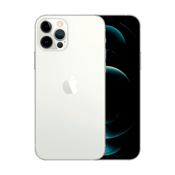 iPhone 12 Pro Max 128GB Plata