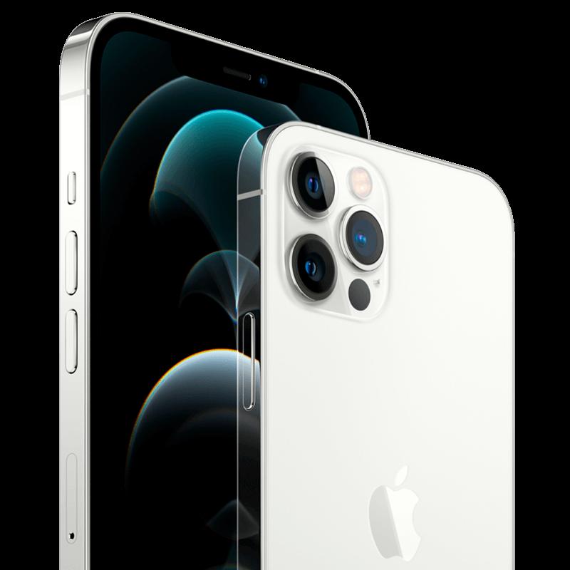 Nuevo iPhone 12 Pro Max Plata