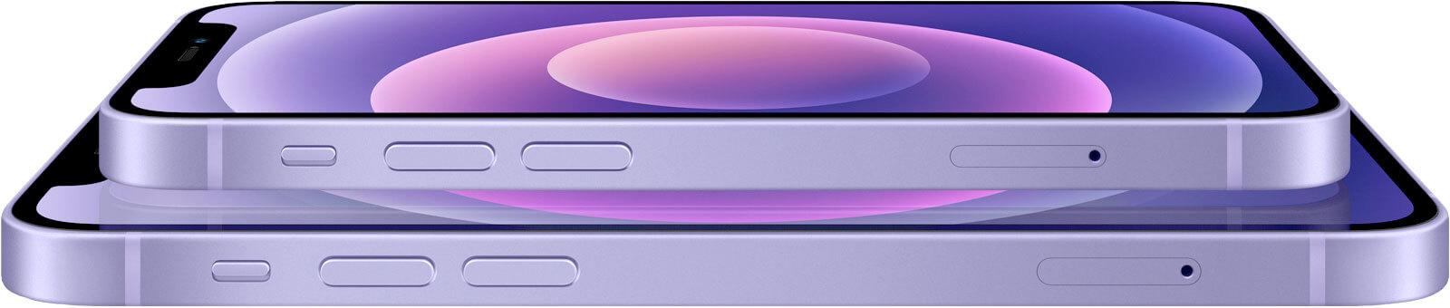 Nuevo iPhone 12 Púrpura Barato