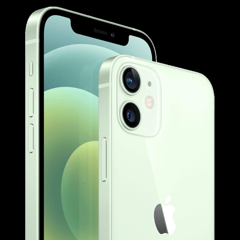 Nuevo iPhone 12 Verde