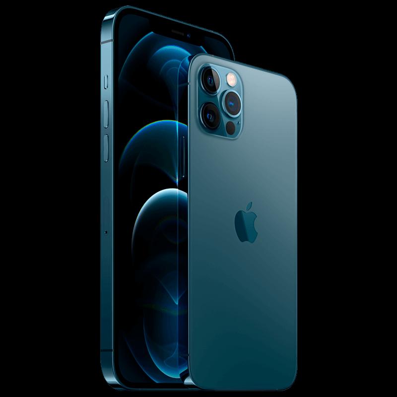 Oferta iPhone 12 Pro Azul Pacífico