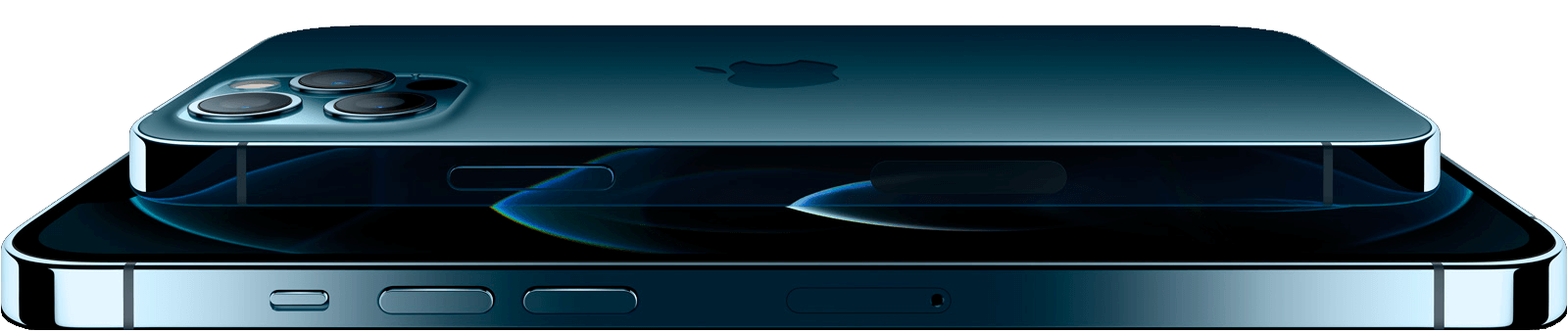 Oferta iPhone 12 Pro Max Azul Pacífico
