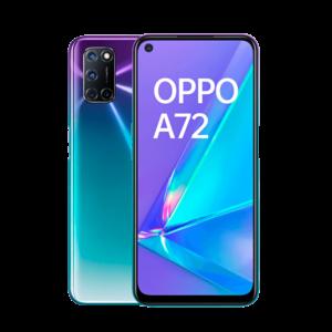 Oppo A72 4/128Gb Purple Aurora