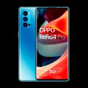 Oppo Reno4 Pro 5G 12/256GB Galactic Blue