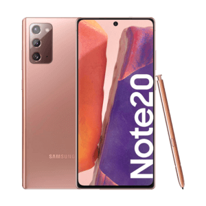 Samsung Galaxy Note20 4G 8/256GB Mystic Bronze