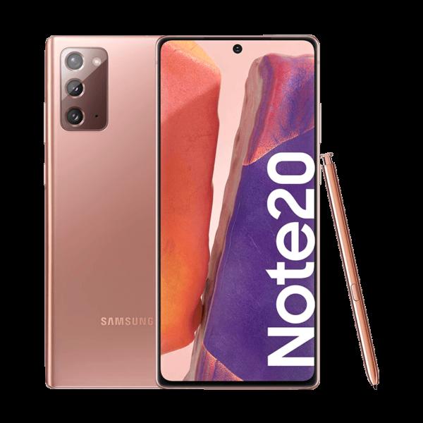 Samsung Galaxy Note 20 4G 8/256GB Mystic Pink