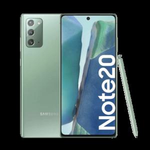 Samsung Galaxy Note20 5G 8/256GB Mystic Green