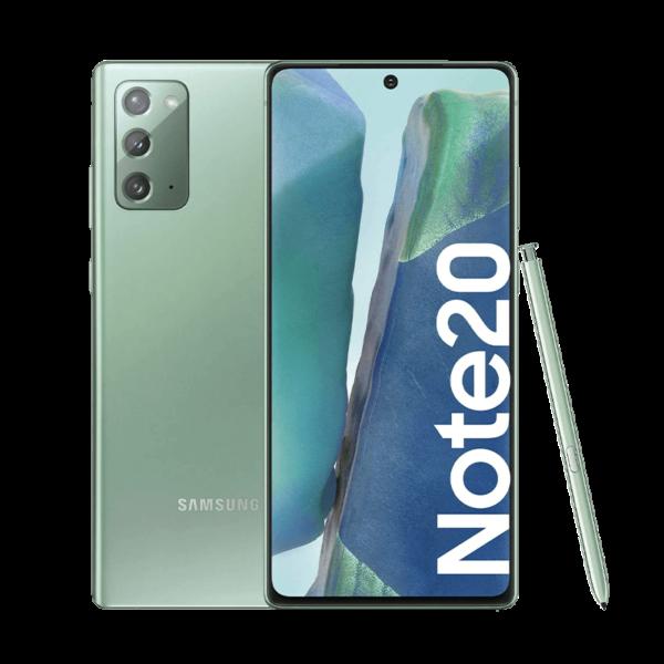Samsung Galaxy Note 20 5G 8/256GB Mystic Green