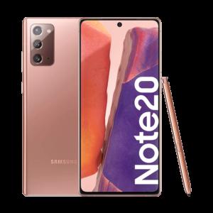 Samsung Galaxy Note20 5G 8/256GB Mystic Bronze