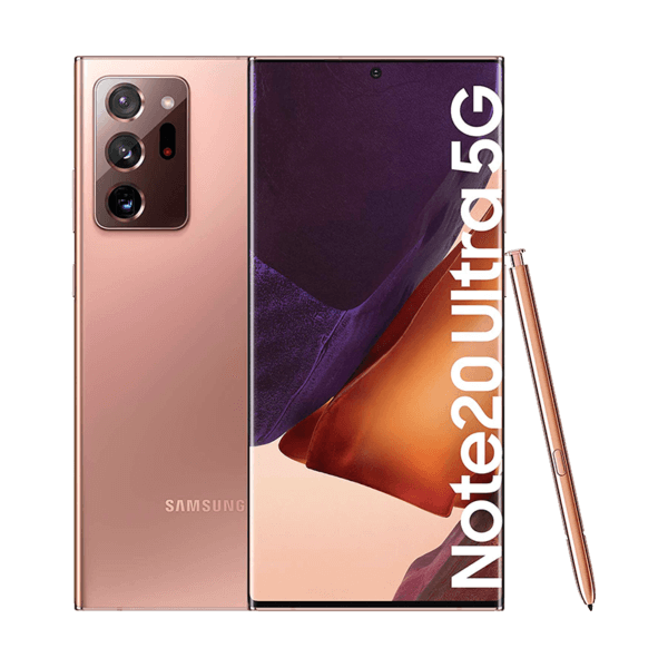 Samsung Galaxy Note 20 Ultra 5G 12/256GB Mystic Bronze