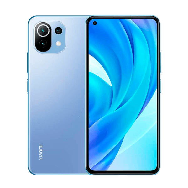 Xiaomi Mi 11 Lite 6/64GB Azul Chicle