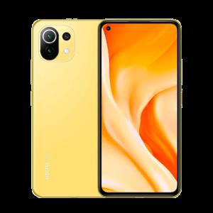 Xiaomi Mi 11 Lite 5G 8/128GB Amarillo Cítrico