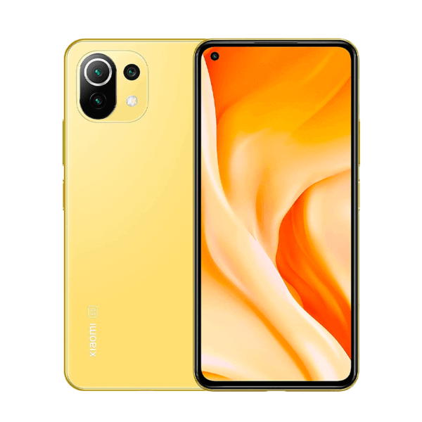 Xiaomi Mi 11 Lite 5G 8/128GB Amarillo