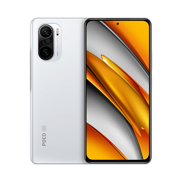 Xiaomi PocoPhone F3 5G 8/256GB Arctic White