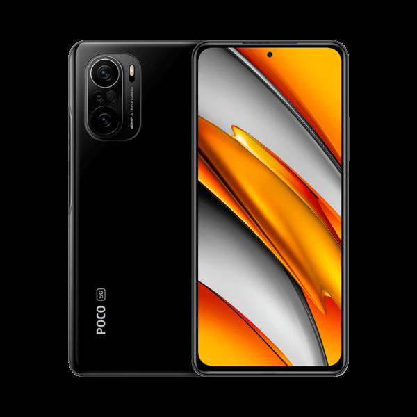Xiaomi PocoPhone F3 5G 8/256GB Night Black