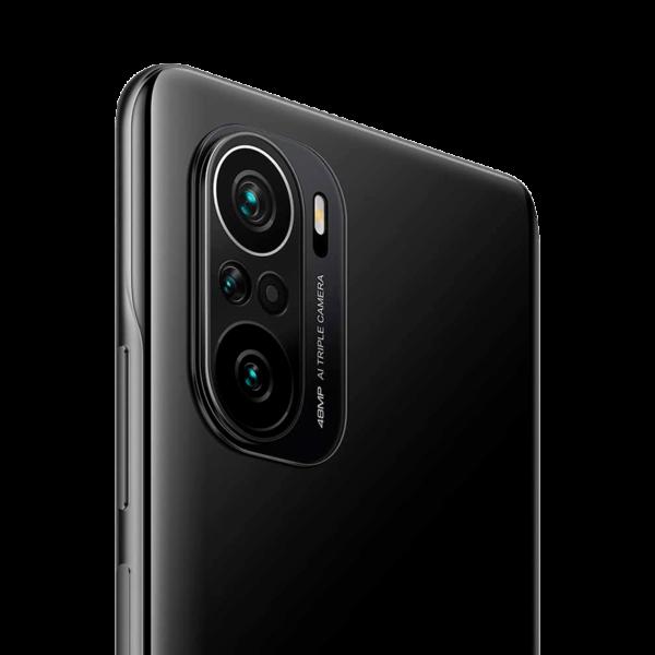 Xiaomi PocoPhone F3 5G 6/128GB Night Black