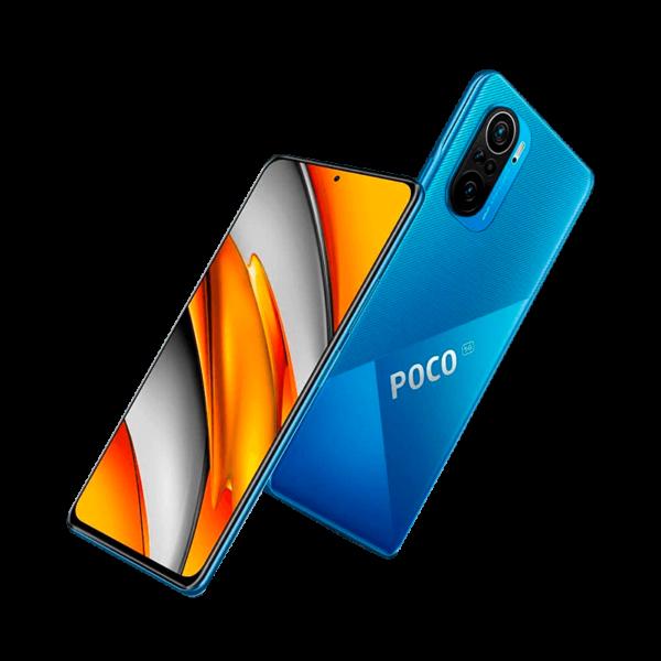 Xiaomi PocoPhone F3 5G 8/256GB Deep Ocean Blue