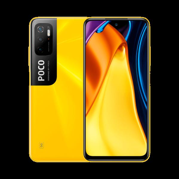 Xiaomi Poco M3 Pro 5G 6/128GB Yellow Poco