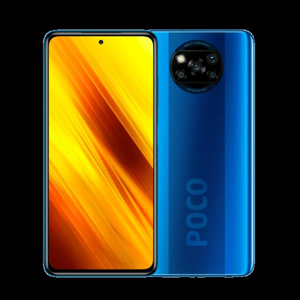 Xiaomi PocoPhone X3 NFC 4G 6/128GB Cobalt Blue