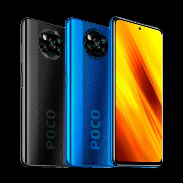 Xiaomi PocoPhone X3 NFC 4G 6/128GB Shadow Gray