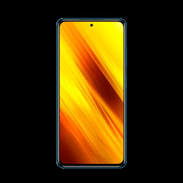 Xiaomi PocoPhone X3 NFC 4G 6/64GB Cobalt Blue