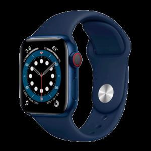 Apple Watch Series 6 Aluminio 40 mm GPS + Cellular Azul / Azul Marino