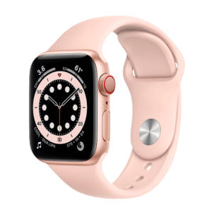 Apple Watch Series 6 Aluminio 40 mm GPS + Cellular Oro/Rosa Arena