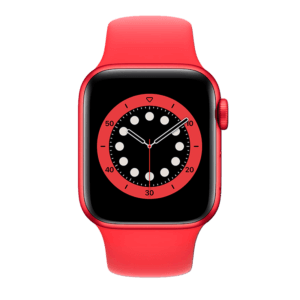 Apple Watch Series 6 Aluminio 40 mm GPS + Cellular Red/Rojo