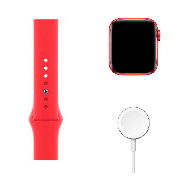 Apple Watch Series 6 Aluminio 44 mm GPS + Cellular Red/Rojo