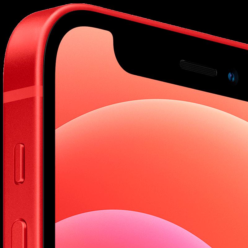 Nuevo iPhone 12 Rojo