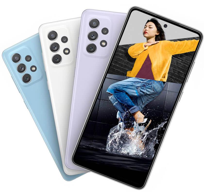 Oferta móvil Samsung Galaxy A72