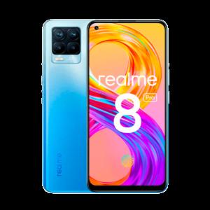 Realme 8 Pro 4G 8/128GB Azul Infinito