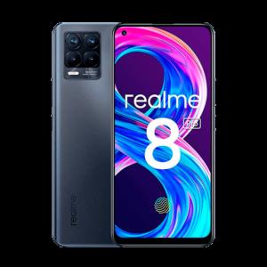 Realme 8 Pro 4G 8/128GB Negro Infinito