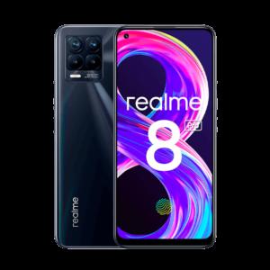 Realme 8 Pro 4G 8/128GB Punk Black