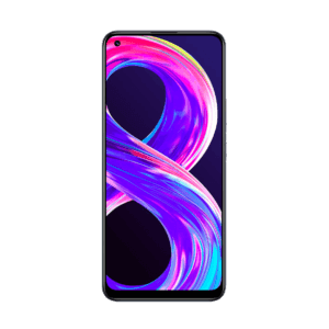 Realme 8 Pro 4G 8/128 GB Punk Black
