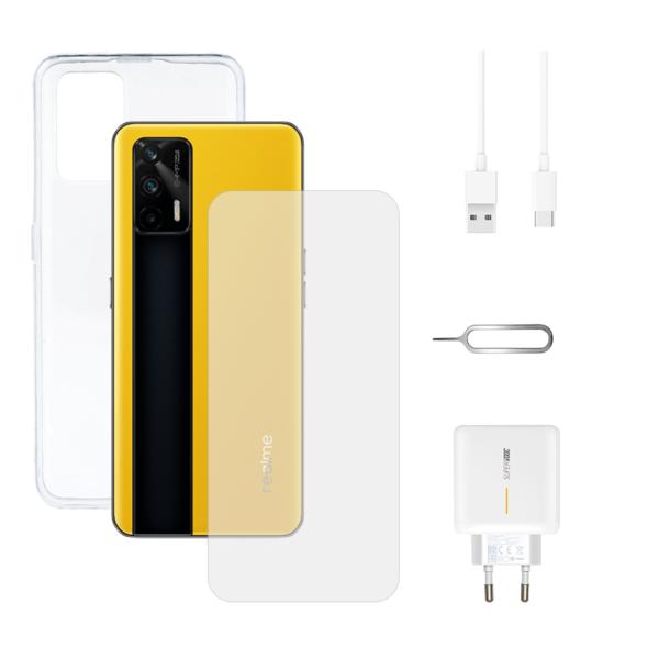 Realme GT 5G 8/128GB Racing Yellow