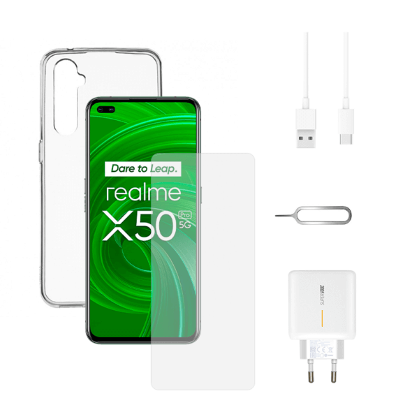 Realme X50 Pro 5G 12/256GB Verde Musgo