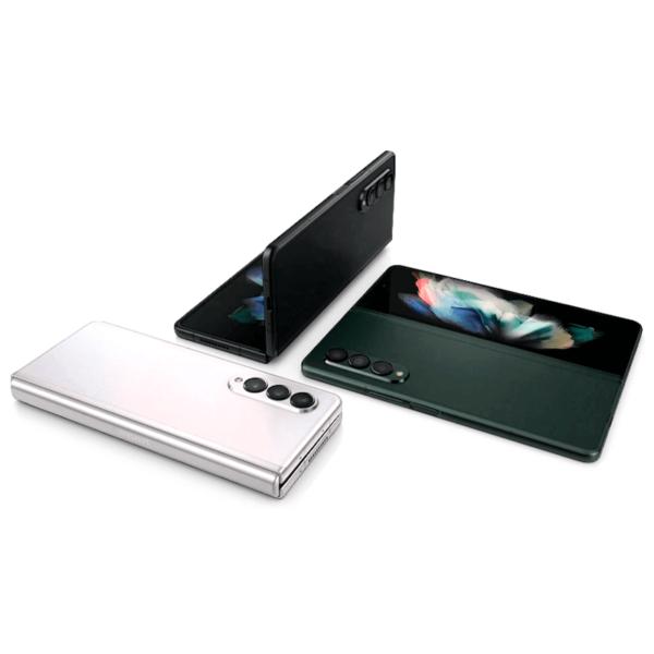 Samsung Galaxy Z Fold3 5G 512GB Phantom Silver