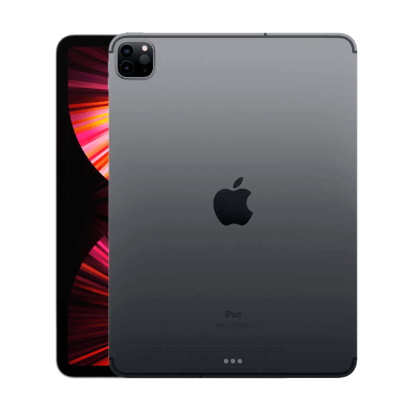 Apple iPad Pro 2021 11 256GB WiFi + Cellular Gris Espacial