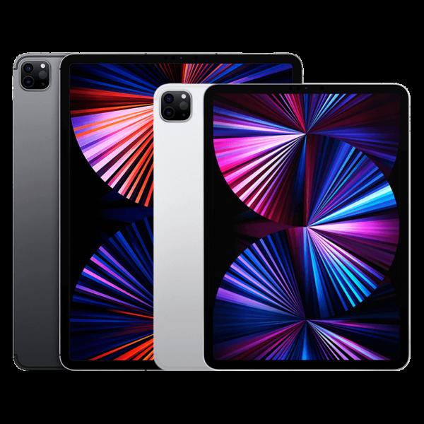 Apple iPad Pro 2021 12,9 128GB WiFi Plata